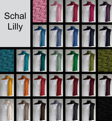 Schal Lilly