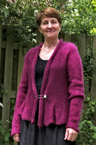 Strickjacke Sofia